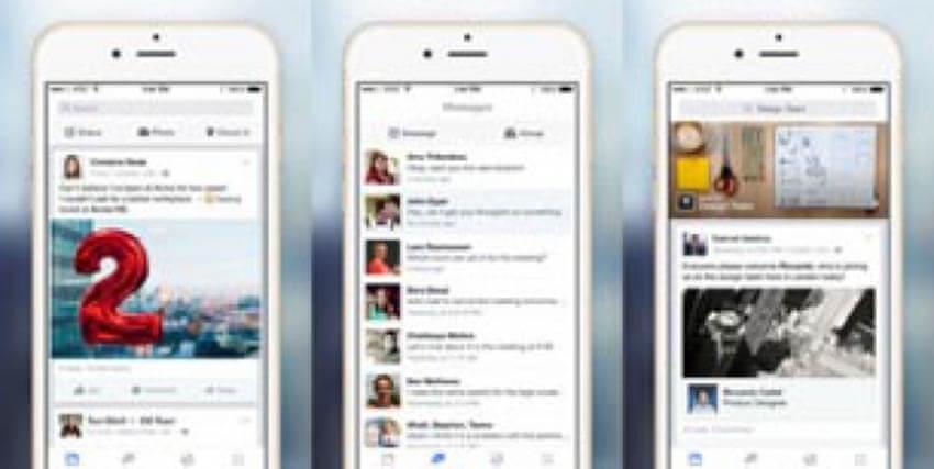 Facebook at Work το Κοινωνικό Δίκτυο των επιχειρήσεων!